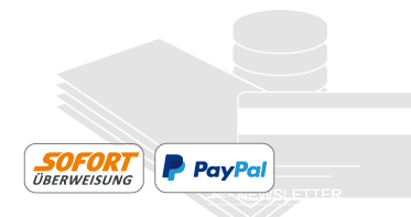 beliebte Zahlungsarten