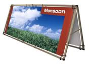 """Bannerdisplay-Ersatzbahn """"Monsoon"""" (Bannerdisplay-Ersatzgrafikbahnen)"""
