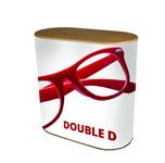 "Details zu Messetheke ""Double D"""