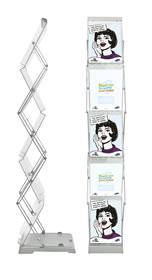 "Details zu Prospektstaender ""Brochure Stand Double"""