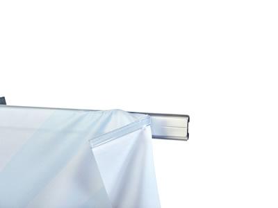 "Textil-Trennwand ""Fabric System"""
