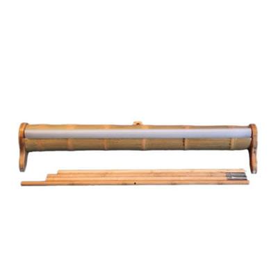 Bambus-RollUp (hier ohne Grafikbahn)