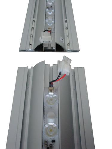 "Elektroverbindung (Messewand ""ISOframe Lightbox"")"
