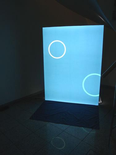 "Spezialtextil-gleichmäßig_beleuchtet (Messewand ""ISOframe Lightbox"")"