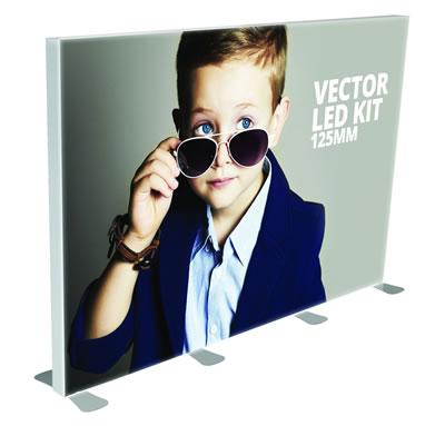 "Leuchtdisplay Vector LED Kit 2x1 (Leuchtdisplay ""Vector LED Kit"" )"