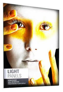 """Leuchtkasten """"Lumo Frame"""" inkl. Bedruckung (Leuchtdisplays)"""