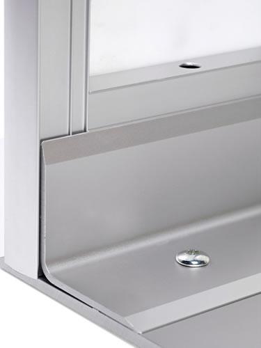 """Magnet Frame ohne Bedruckung (Leichter Info- oder Plexiglasständer """"Magnet Frame"""")"""