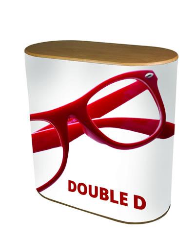 "Messetheke ""Double D"" (Theken und Counter)"