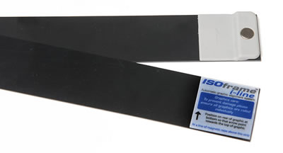"""IsoFrame Wave"" Grafikverstärker & Aufhänger (Zubehoer)"
