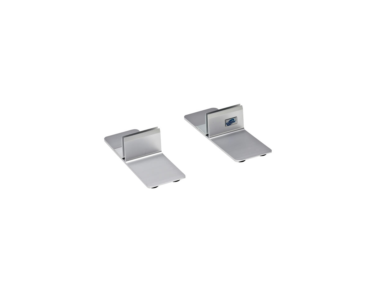 """Leichter Plexiglas- oder PVC-Halter """"Panel Base"""""""