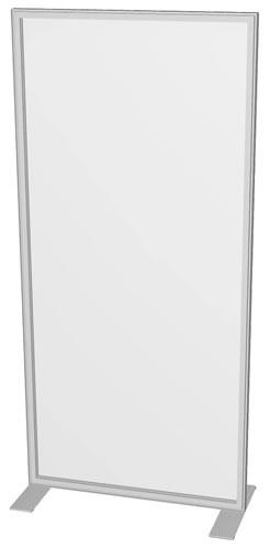 """Messewand Vector Lite  1m Rückseite (Messewand """"Vector Lite"""")"""