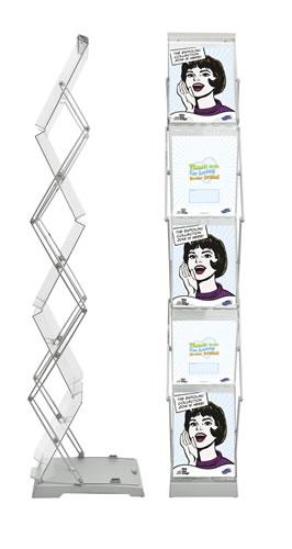 """Prospektstaender """"Brochure Stand Double"""" (Prospektstaender)"""