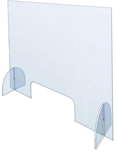 "Plexiglas-Wand ""CoSavX""  90 (Corona_Abtrenner_Plexiglas-Schutz)"