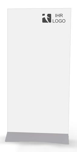"""Schwerer Plexiglas- oder PVC-Halter """"Wedge""""  (Corona_Hinweisaufsteller)"""