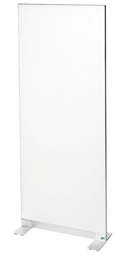 """Leichter Info- oder Plexiglasständer """"Magnet Frame"""" (Corona_Hinweisaufsteller)"""