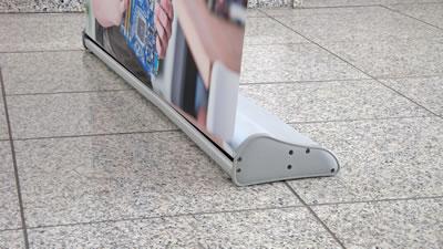 "Rollup-Display ""Orient"" inkl. Bannerdruck"